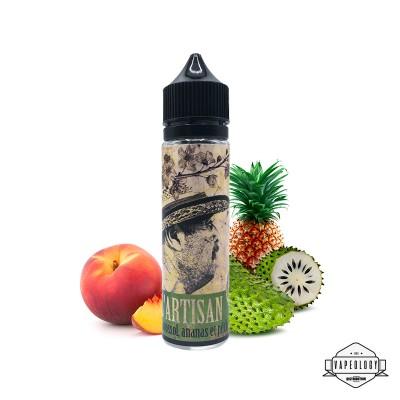 Corossol Ananas Pêche 50ml - L'artisan